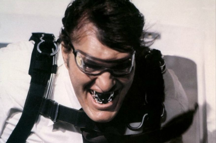 "Richard Kiel from the film ""Moonraker"" (Courtesy MGM Home Entertainment)"