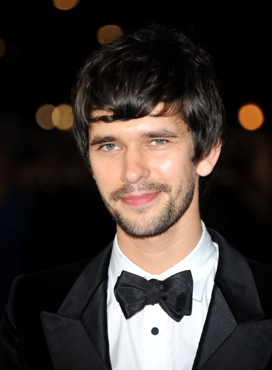 "Actor Ben Whishaw poses at the world premiere of ""Skyfall"" on Tuesday, Oct. 23, 2012 in London.  (Photo by Stewart Wilson/Invision/AP)"
