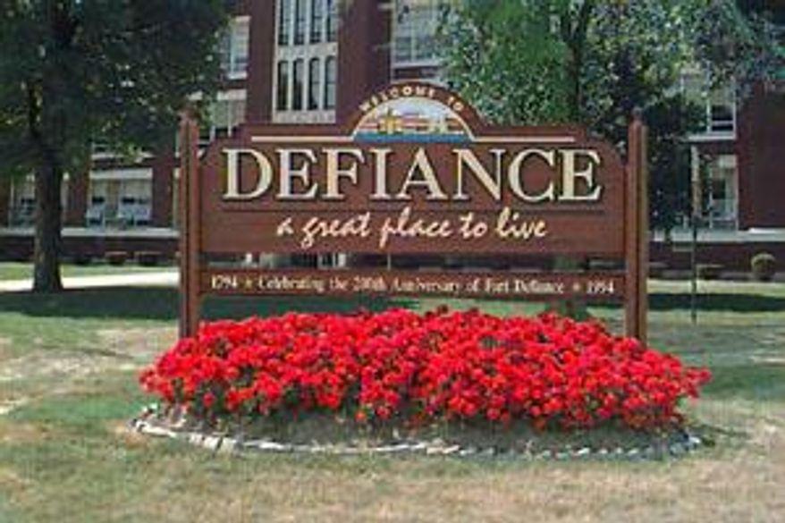 Defiance, Ohio