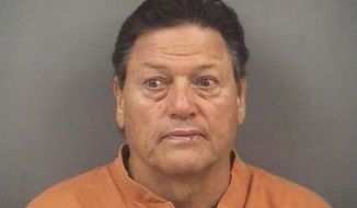 This undated booking photo provided by the New Lenox Police Department in New Lenox, Ill., shows baseball Hall of Fame catcher Carlton Fisk. Fisk, 64, was charged Tuesday, Oct. 23, 2012 with driving under the influence and other misdemeanors after his pickup truck was found in a central Illinois cornfield. New Lenox Deputy Chief Robert Pawlisz said Tuesday officers late Monday found the 64-year-old Fisk asleep behind the wheel and an open liquor bottle on the floor. (AP Photo/New Lenox Police Department)