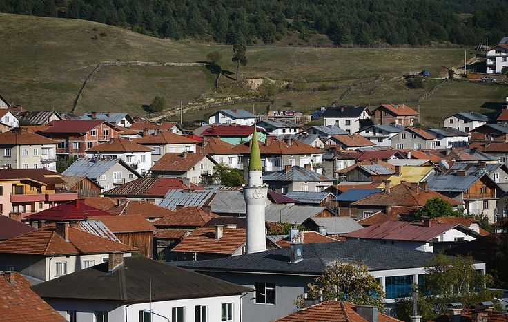 The imam of this mosque in the rural mountain town of Rudozem complains that secret police have been spying on the local Muslim community. (Tzvetelina Belutova/Special to The Washington Times)