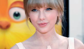 Taylor Swift (AP photo)
