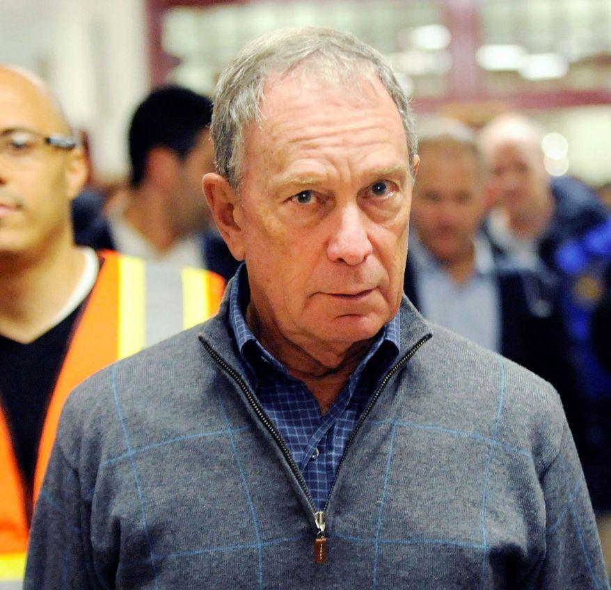 Mayor Michael R. Bloomberg