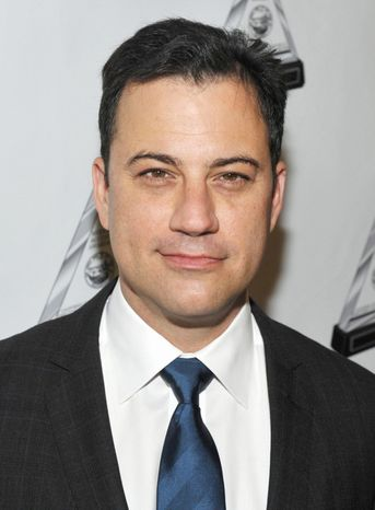 Jimmy Kimmel (Invision via Associated press photographs)