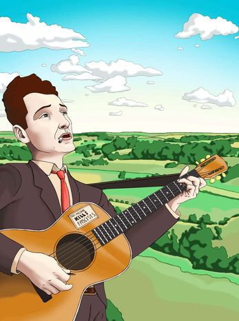 Theater: Woody Sez: The Life & Music of Woody Guthrie