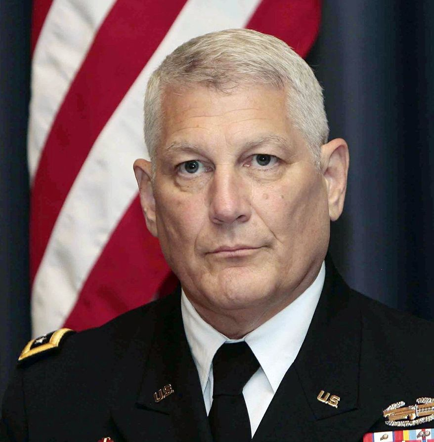 Army Gen. Carter Ham, head of U.S. Africa Command, lacked what is called a commander in-extremis force, which other combatant forces have set up to respond to crises such as Benghazi. (Associated Press)