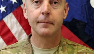 U.S. Army Brig. Gen. Jeffrey Sinclair (AP Photo/U.S. Army)