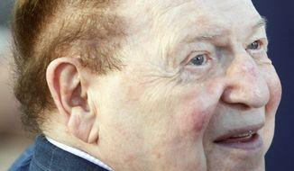 Adelson (AP photo)