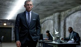 """""""They give us a lot of money to make these films,"""" Daniel Craig says of the James Bond movies, of which he has starred as 007 in three. """"[I]f we can spend the money in the right way and on the right people, then we're going to create something that's very special."""" (Sony Pictures via Associated Press)"""