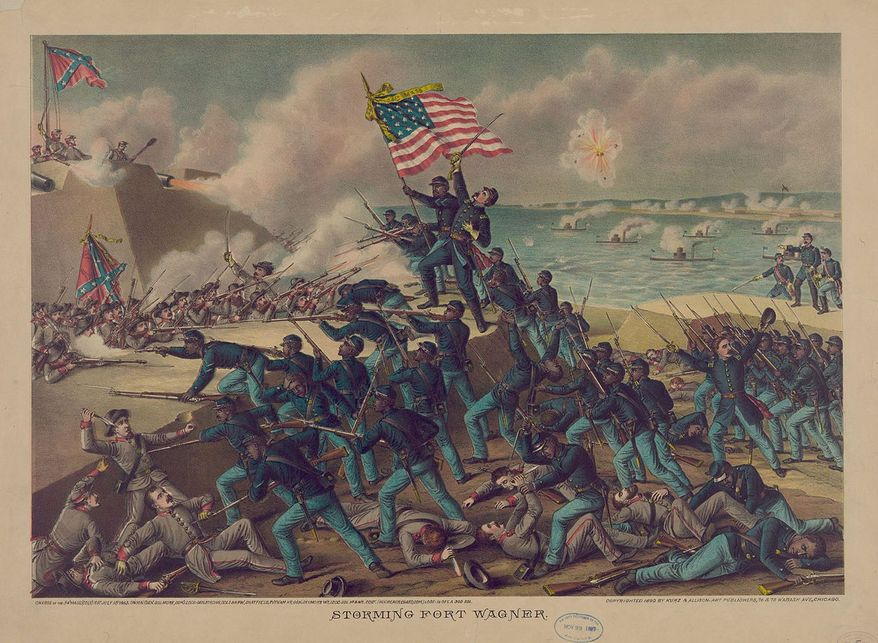 Exhibit: 'The Civil War in America'