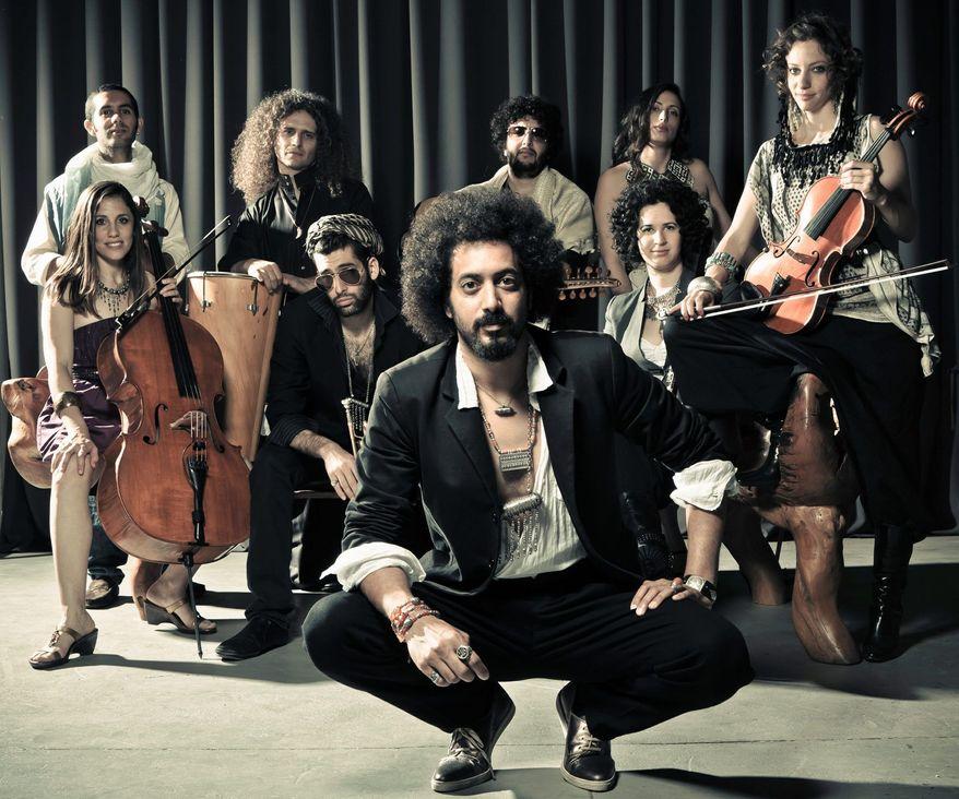 Concert: Yemen Blues