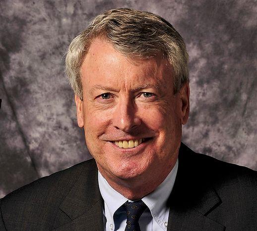 David S. Jackson is the new executive editor of The Washington Times. (J.M. Eddins Jr./The Washington Times)