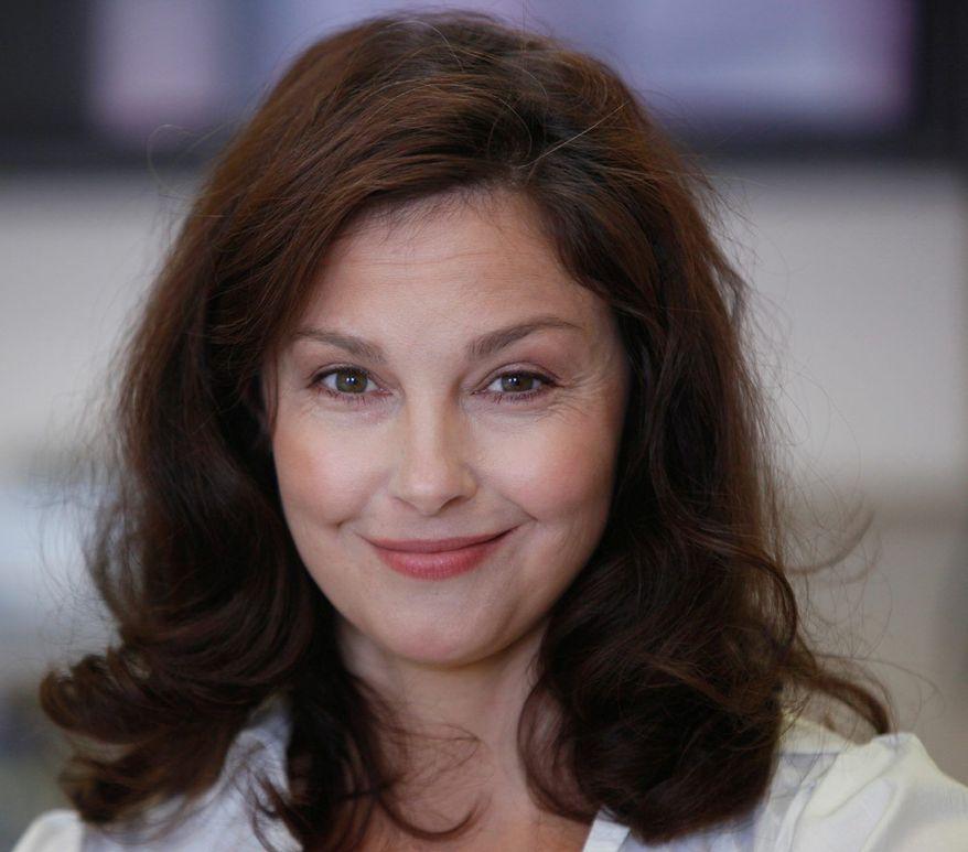 **FILE** Ashley Judd (Associated Press)