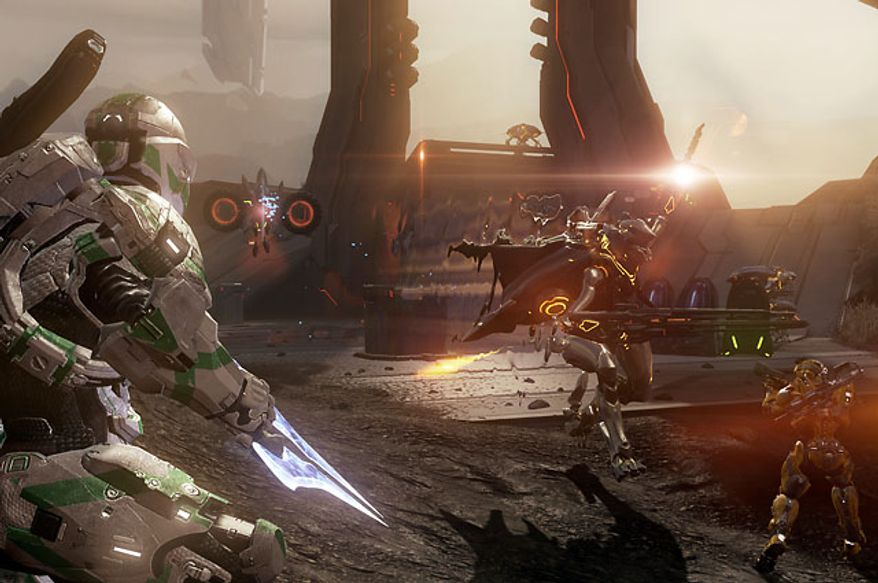 Spartan OPS offers extra, weekly adventures in the video game Halo 4.