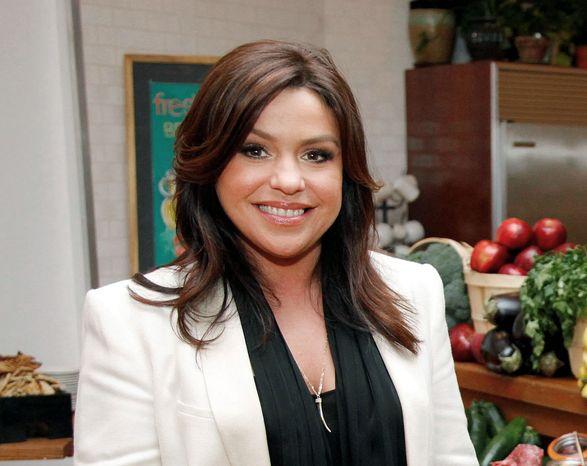 ** FILE ** TV chef Rachael Ray. (Associated Press)
