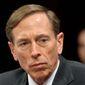 ** FILE ** CIA Director David H. Petraeus testifies on Feb. 2, 2012, on Capitol Hill in Washington. (Associated Press)