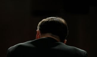 **FILE** Gen. David Petraeus testifies June 29, 2010, on Capitol Hill in Washington. (Associated Press)