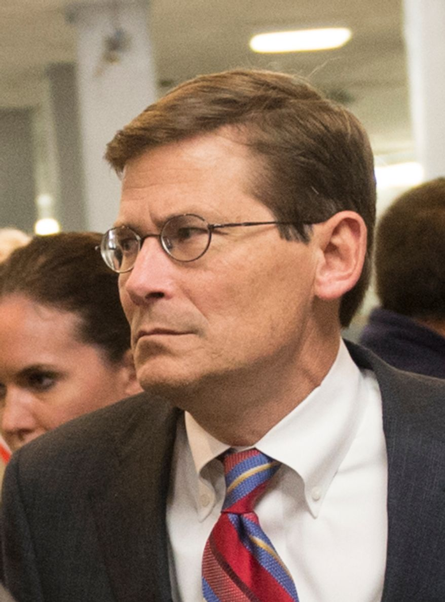 Acting CIA Director Michael Morell arrives at the U.S. Capitol in Washington, D.C., Tuesday, Nov. 13, 2012, for a closed Senate Foreign Relations briefing on the attacks in Benghazi, Libya. (Rod Lamkey Jr./The Washington Times)