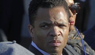 **FILE** Former Rep. Jesse Jackson, Jr., D-Ill. (Associated Press)