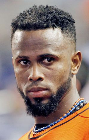 Jose Reyes lasted one season with the Marlins after signing as a free agent. (Associated Press)