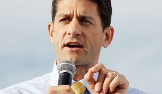 Rep. Paul Ryan (AP Photo)