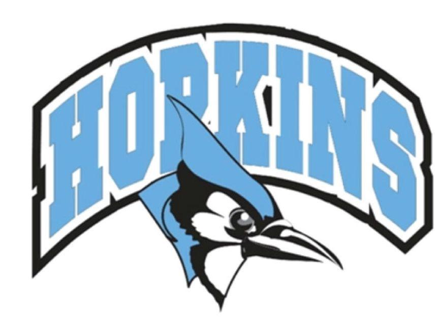 Johns Hopkins University athletics logo