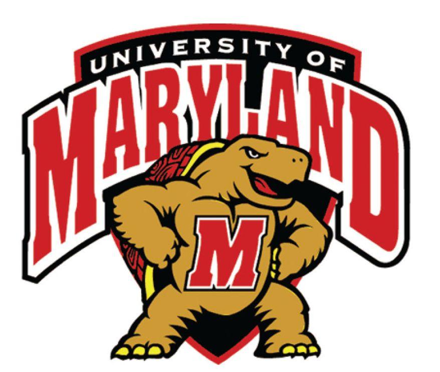 University of Maryland athletics logo.