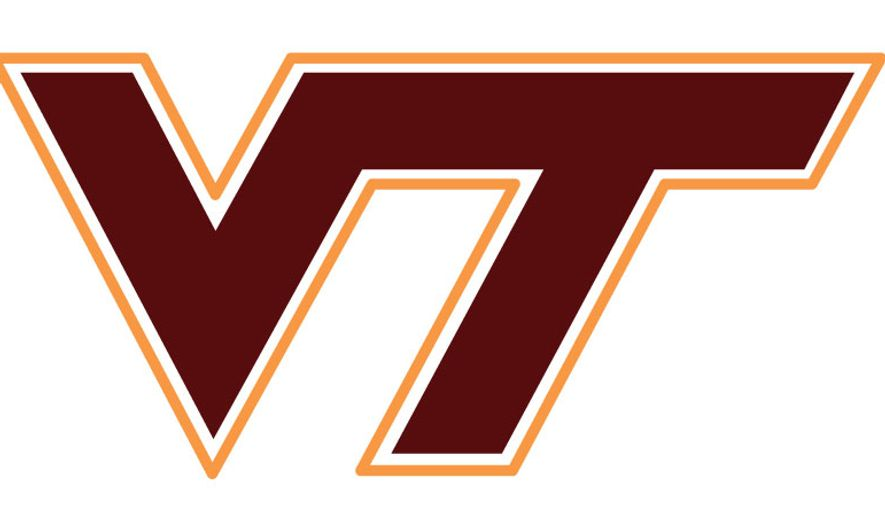 Virginia Tech athletics logo.