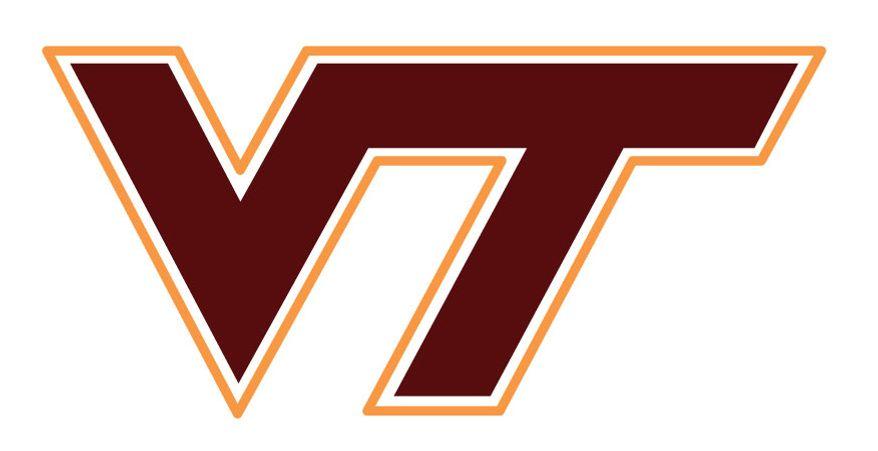 Virginia Tech athletics logo.