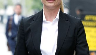 Nicollette Sheridan (AP photo)