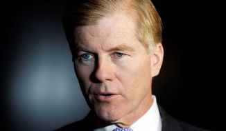 """Virginia Gov. Bob McDonnell says he does not expect revenue to decline next year, although it could grow at a slower pace depending on what happens in Washington. He has told state lawmakers that Virginia could be significantly affected by the """"fiscal cliff."""" (Associated Press)"""