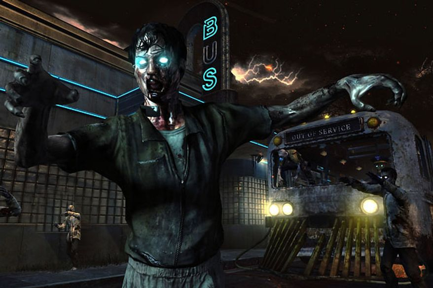 Zombies return in the video game Call of Duty: Black Ops II.