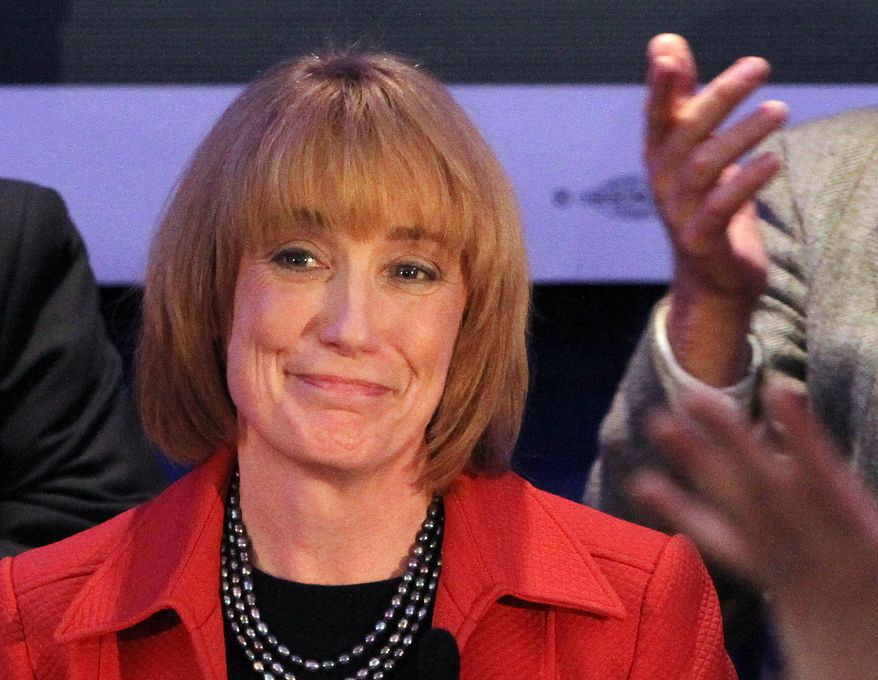 **FILE** New Hampshire Gov.-elect Maggie Hassan (Associated Press)