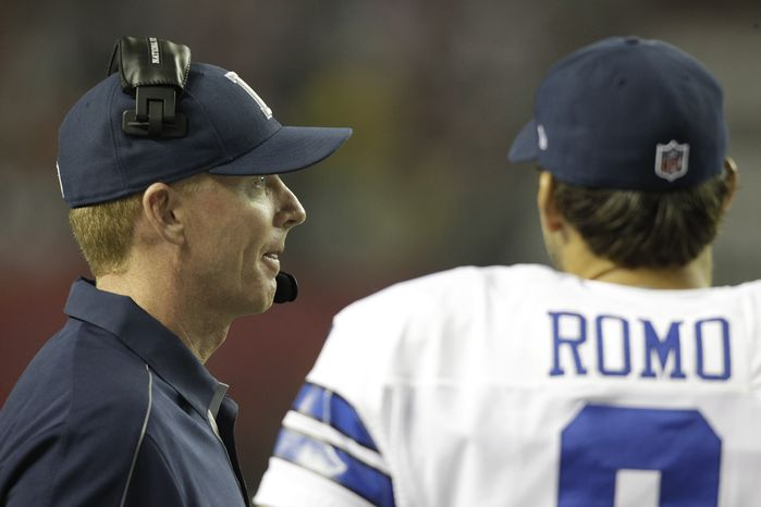 The Dallas Cowboys have played in the Thanksgiving Day game since 1966, when they defeated the Cleveland Browns 26-14. (AP Photo/Chuck Burton)