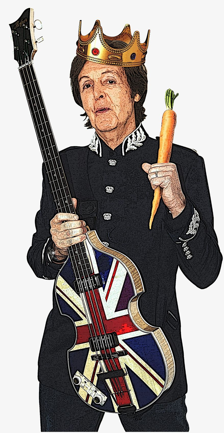 Sir Paul McCartney (Greg Groesch/The Washington Times)