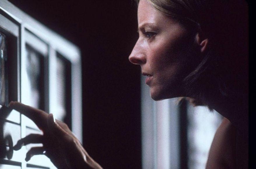 Jodie Foster is Meg Altman in 'Panic Room.' (Associated Press)