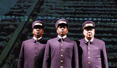 """""""Pullman Porter Blues,"""" a new musical by award-winning playwright Cheryl L. West, opens Friday at Washington's Arena Stage after debuting at the Seattle Repertory Theatre earlier this fall."""