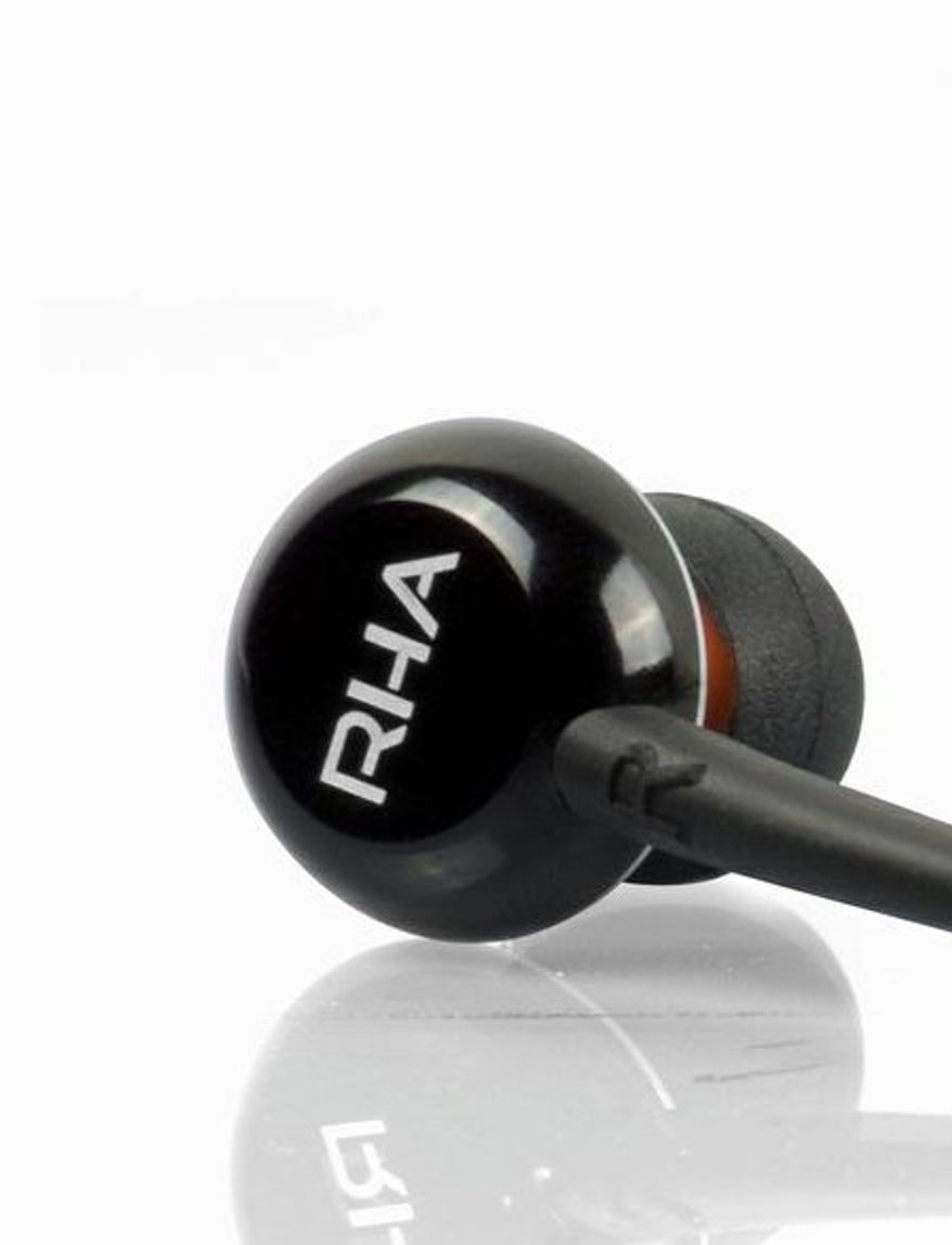 RHA MA450i earbuds (RHA)