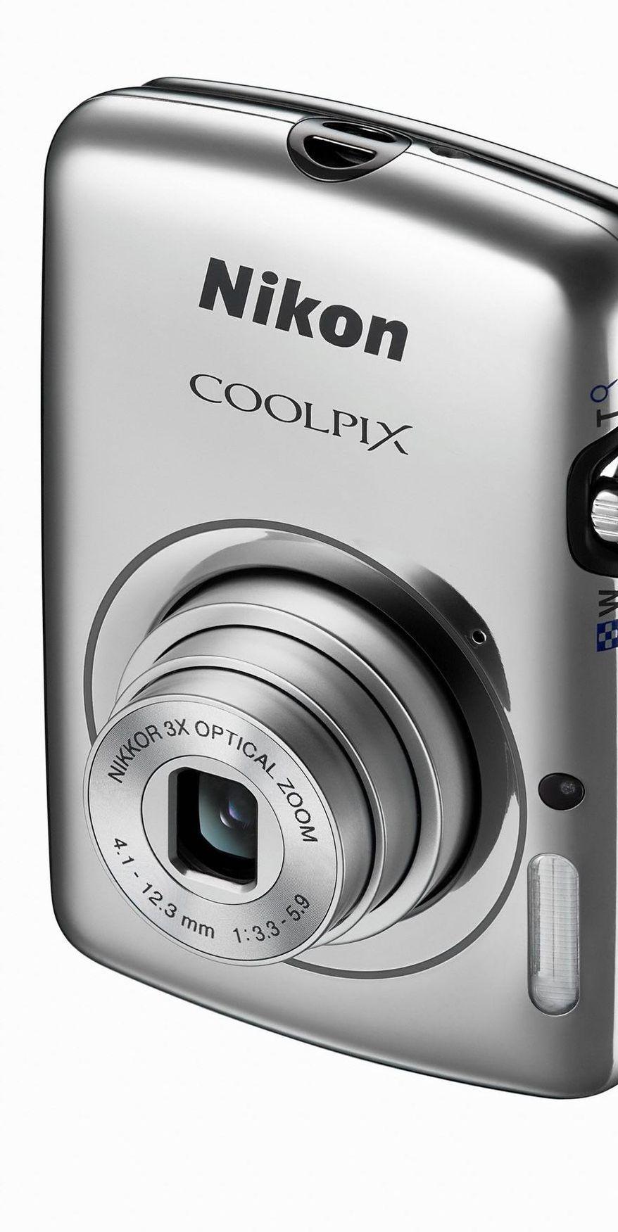 Nikon COOLPIX S01 (nikonusa.com)