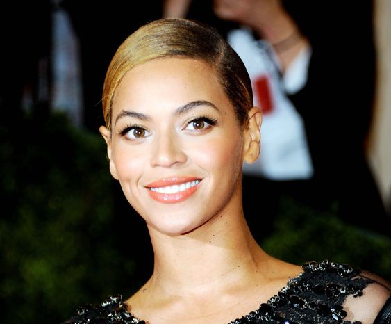 Beyonce is both subject and director of an HBO documentary to premiere Feb. 16. It will include home videos, performances and footage she shot with her laptop. (Associated Press)