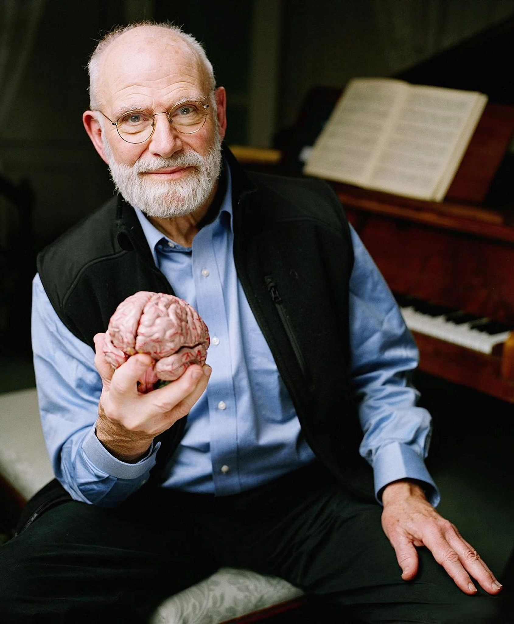 Oliver Sachs: What hallucinations say about thinking 77