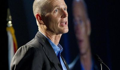 Florida Gov. Rick Scott (AP Photo/J. Pat Carter)