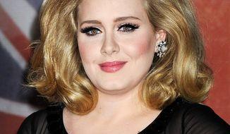 Adele (Associated Press)