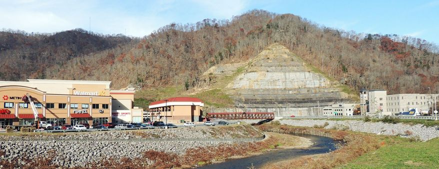 What is happening in Grundy, a town of 1,000 people in Southwest Virginia, is being watched by cities and small towns across the country that are debating various models of downtown redevelopment. (Debra McCown/Special to the Washington Times)