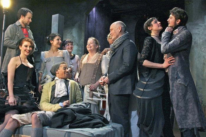 John Malkovich's version of 'Les Liaisons Dangereuses' makes its U.S. premiere this week thanks to the Shakespeare Theatre Co. It runs through Dec. 9 at the Lansburgh Theatre.