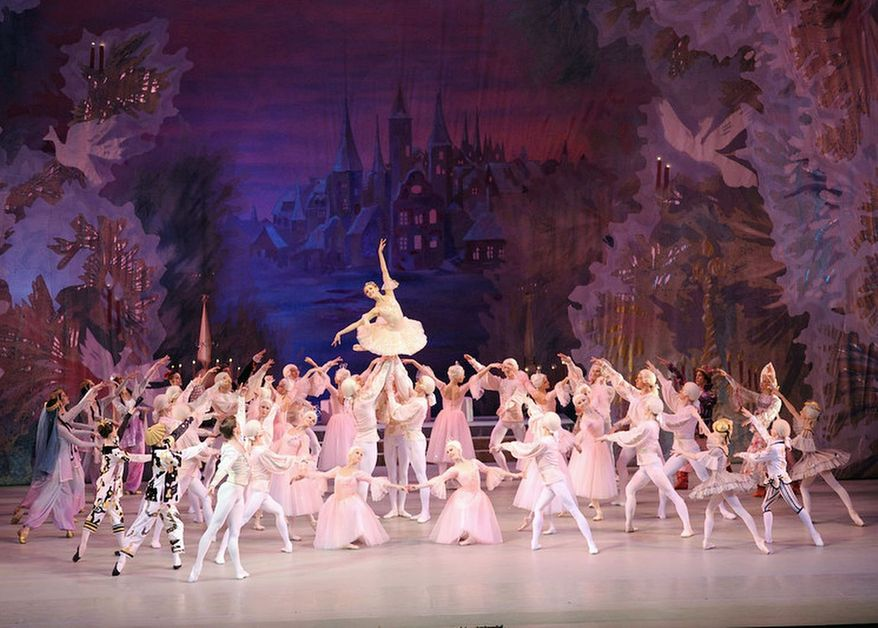 Film: The Nutcracker in 3D