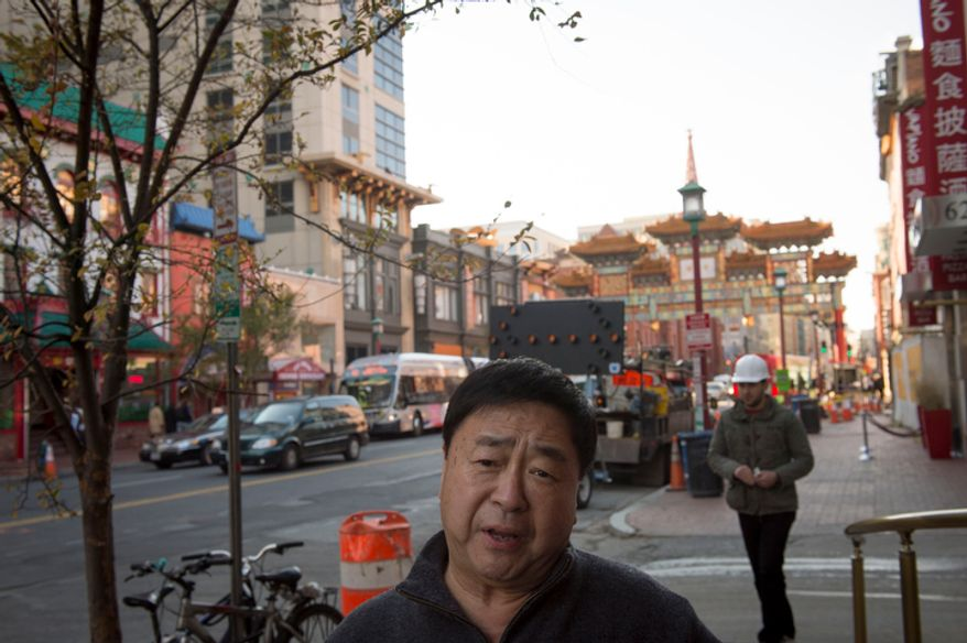 Tony Cheng (Rod Lamkey Jr./The Washington Times)