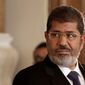 Egyptian President Mohammed Morsi (AP Photo/Maya Alleruzzo)