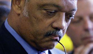 ** FILE ** The Rev, Jesse Jackson (Associated Press)