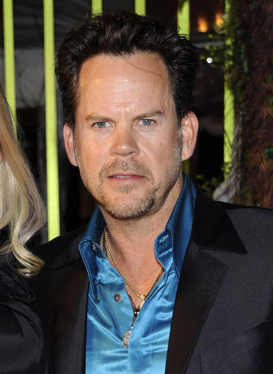Country singer Gary Allan attends the BMI Country Awards in Nashville, Tenn, in November 2011. (AP Photo/Evan Agostini)